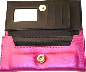 _*) Discount Di Amare Designer Clutch Pink Everything Else