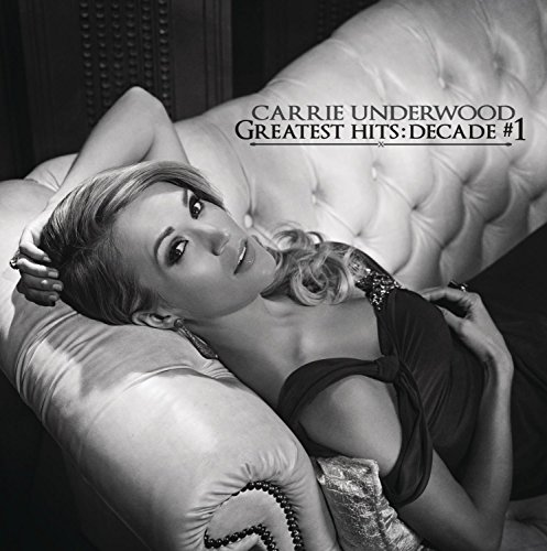 CD : Carrie Underwood - Greatest Hits: Decade #1 (2 Disc)