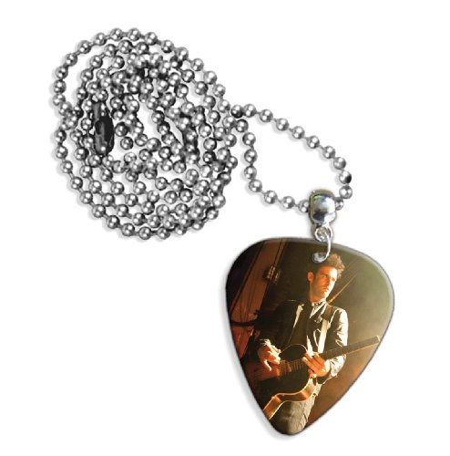 Black Rebel Motorcycle Club (DW) Live Performance Chitarra Plettro Necklace Collana