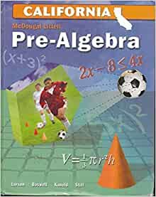 California algebra 1 mcdougal littell online book