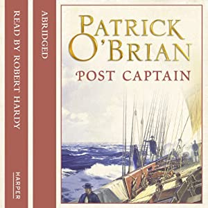 Post Captain Audiobook