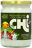 Chi 100% Organic Raw Virgin Coconut Oil, 500ml
