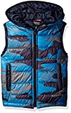 French Toast Toddler Boys' Bubble Vest, Blue Sapphire, 2T