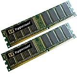 Hyperam PC2-5300 4GB (2x 2GB) 667MHz CL6 Non ECC 240 Pin DDR2 DIMM Memory Module