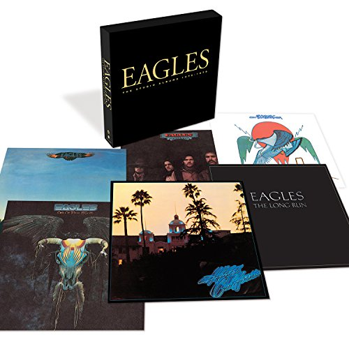 Eagles - Eagles, The Studio Albums 1972-1979 - Zortam Music