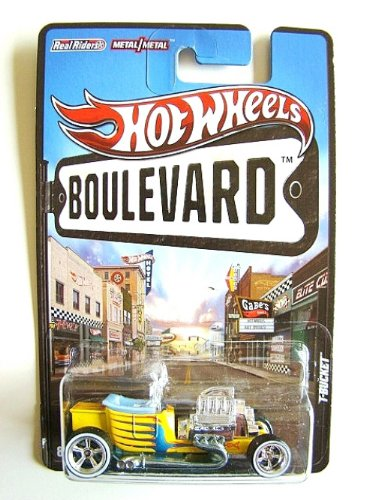 Hot Wheels Boulevard Big Hits T-Bucket - 1