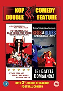 Kop Comedy Double Feature 15 Minutes That Shook The Worldreds Blues The Ballad Of Dixie And Kenny from Miracle Productions UK Ltd