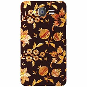 Design Worlds Samsung Galaxy Grand 2 Back Cover - Floric Designer Case and Covers