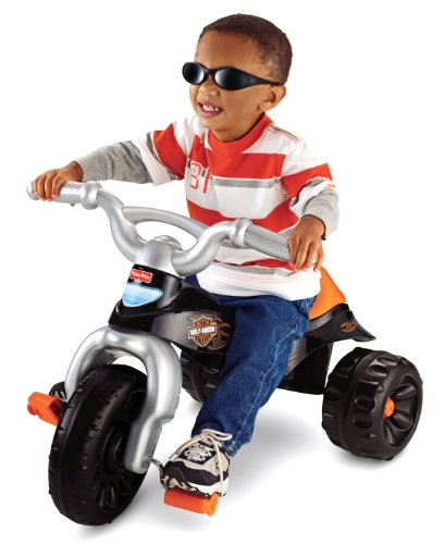 Fisher-Price Harley-Davidson Motorcycles Tough