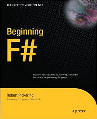 Beginning F# (Expert's Voice in .NET)