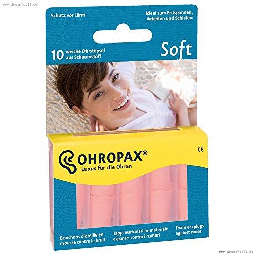 Ohropax Earplugs Soft