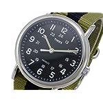 Timex T2P236 – Orologio da polso, Tessuto, colore: nero