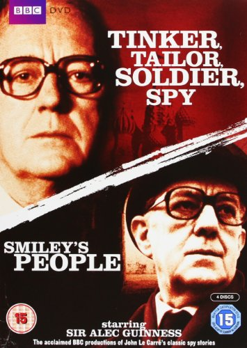 Tinker, Tailor, Soldier, Spy & Smiley's People Double Pack [Edizione: Regno Unito]