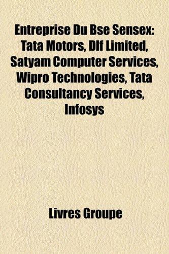 entreprise-du-bse-sensex-tata-motors-dlf-limited-satyam-computer-services-wipro-technologies-tata-co