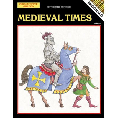 Mcdonald Publishing MC-R539 Medieval Times Gr 6-9