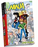 Ninja High School Pocket Manga #1 (Ninja High School (Graphic Novels))