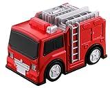 ecolo エコロ 02 ピカピカサイレン消防車
