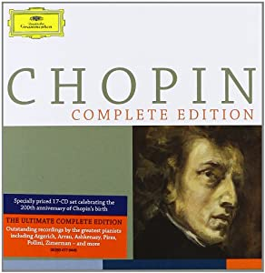 Chopin : Complete Edition (Coffret 17 CD)
