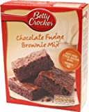 Betty Crocker Chocolate Fudge Brownie Mix 415g (UK)