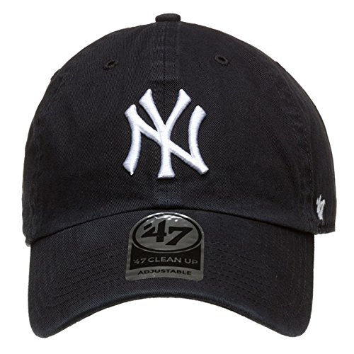 47 brand new york yankees herren kappe schwarz capyshop. Black Bedroom Furniture Sets. Home Design Ideas