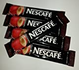 Nescafe Original Coffee Combi (50 x Nescafe Original, 50 x 13.5ml Meadow Churn Semi Skimmed Milk Pots, 50 x Fairtrade Brown Sticks)