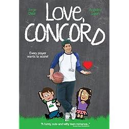 Love, Concord