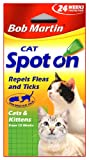 Bob Martin Spot On Cat Flea & Tick Protection24 WeeksCat/Kittens