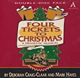 img - for Four Tickets To Christmas book / textbook / text book