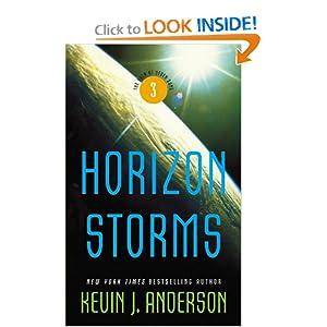 Horizon Storms - Kevin J Anderson