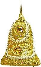 フローレックス(FLOREX) クリスマスデコレーション オーナメント NEWダイヤモンドボールベル 径6×高さ8cm CB-113