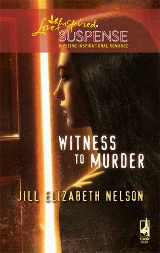 Image of Witness to Murder (Murder Mystery Series #2) (Steeple Hill Love Inspired Suspense #155)