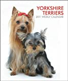 Yorkshire Terriers 2011 Hardcover Weekly Eng