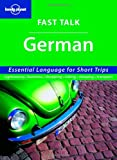 German Phrasebook (Lonely Planet Fast Talk)