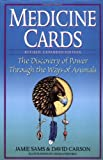 img - for Medicine Cards: The Discovery of Power Through the Ways of Animals book / textbook / text book