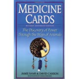 Medicine Cards: The Discovery of Power Through the Ways of Animals ~ Jamie Sams