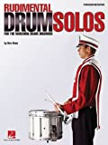 Ben Hans Hans Ben Rudimental Drum Solos for the Marching Snare Drummer Drums Bk