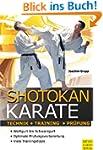 Shotokan Karate: Technik - Training -...