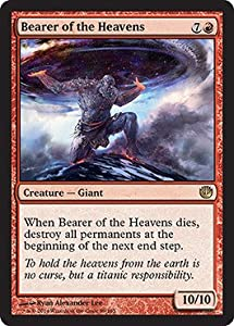 Magic: the Gathering - Bearer of the Heavens (/165) - Journey into Nyx