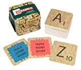 Scrabble Coasters - Box of 54 by Wild and Wolf