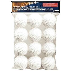 used pitching machine balls