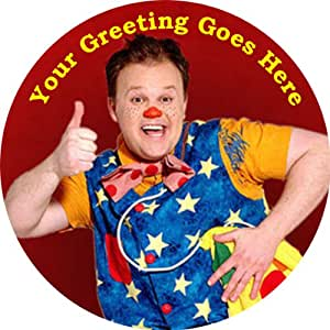 Mr Tumble Cake Topper Amazon