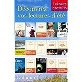 Extraits gratuits - Lectures d'été Gallimard