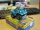 Bob the Builder Snap Trax Pull Back Scrambler Vehicle