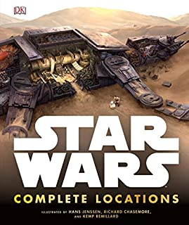 Book Cover: Star Wars: Complete Locations
