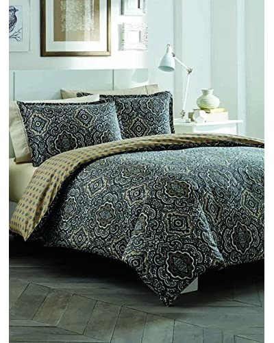 City Scene Milan Duvet/Sham Set