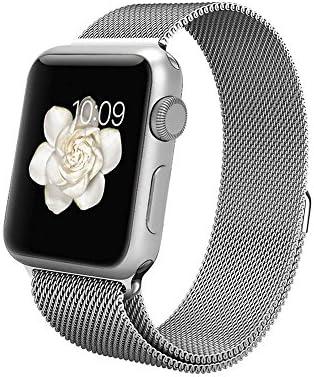 Apple watch ベルト ミラネーゼループ(38mm)