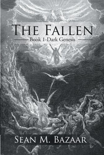 Book: The Fallen - Book 1-Dark Genesis by Sean M. Bazaar