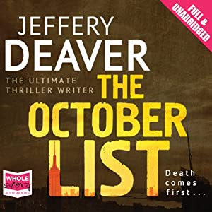 The October List | [Jeffery Deaver]