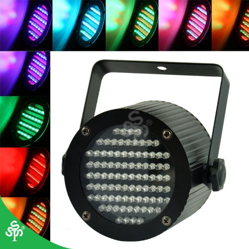 TSSS® 86 RGB LED Stage Light Party Show DMX Lighting Disco Projector Picture