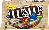 M&M's with Almond Candy, 15.9 oz. Packages (Pack of 4)